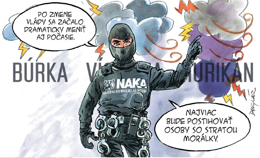 Karikatúra 29.10.2020