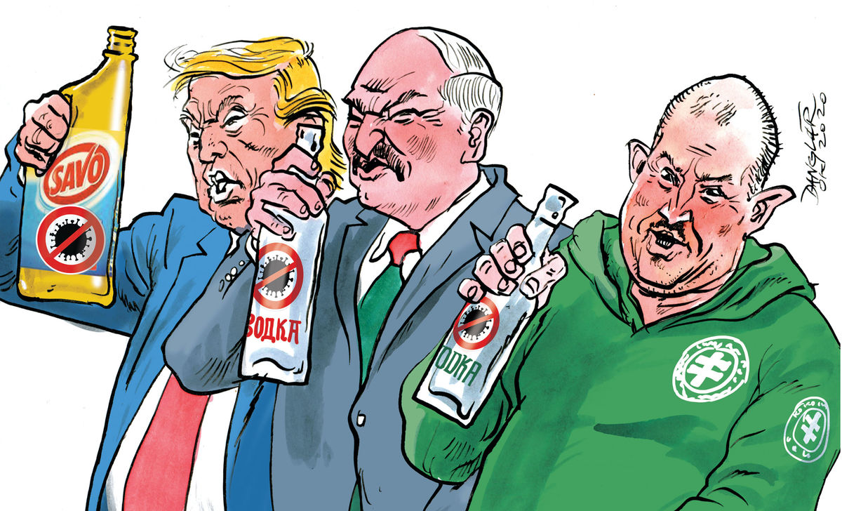 Karikatúra 30.10.2020