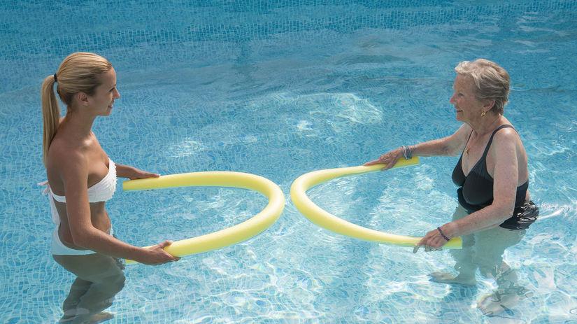 bazén, relax, kúpele