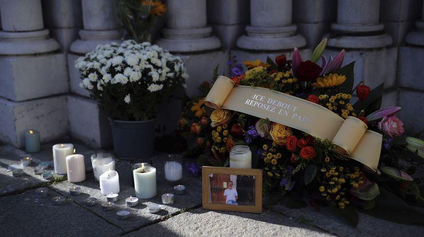 Francúzsko útok nôž vyšetrovanie pieta Nice