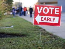 Hlasovanie / Voľby USA /