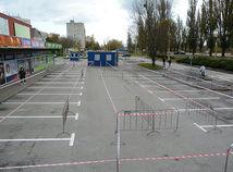 Košice, testovanie