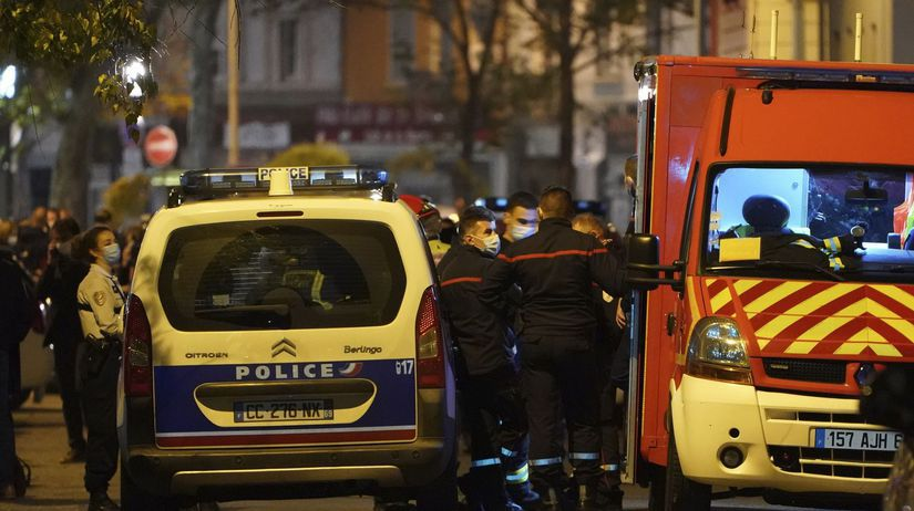 Francúzsko Lyon pravoslávny kňaz postrelenie