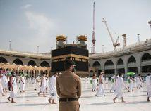 Sadská Arábia Moslimovia Púť Hadždž koronavírus