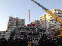 Turecko / Zemetrasenie /
