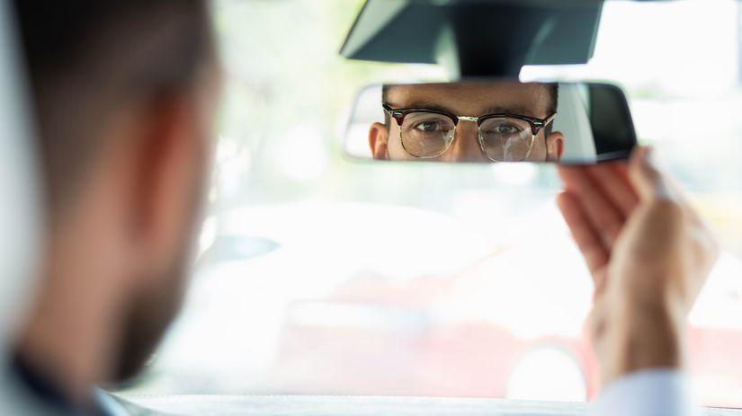 oči, okuliare, šoférovanie, auto, vodič, šofér
