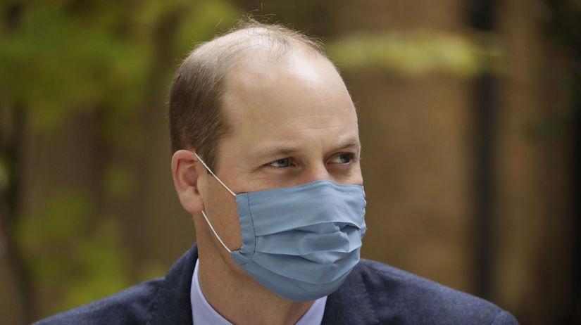 Britain Prince Princ William na zábere z...