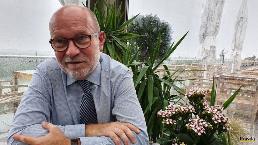 Rastislav Káčer, veľvyslanec