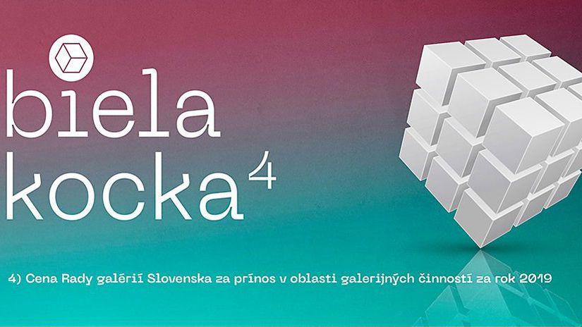 Rada galérií Slovenska udelila výročné ceny Biela kocka v oblasti vizuálneho umenia