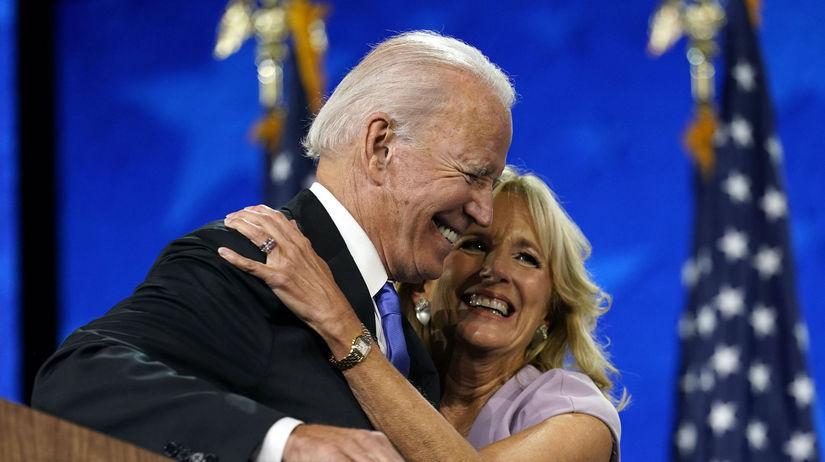 Joe Biden Jill Bidenová