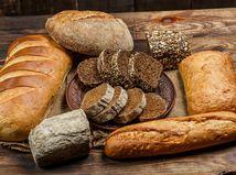 chlieb, pečivo, bageta, pekárenské výrobky