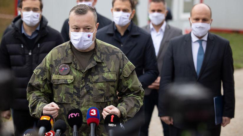 Milan Krajniak, uniforma, koronavírus