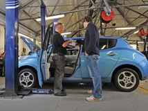 Nissan Leaf - servis