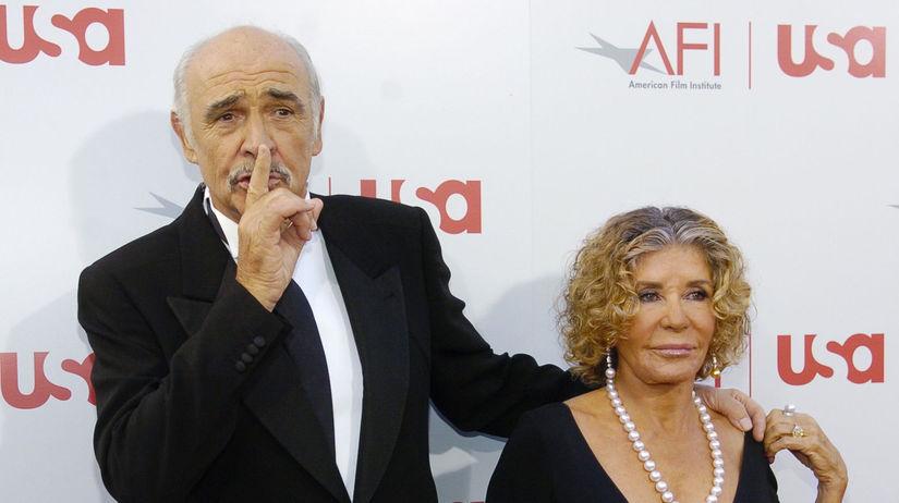 Sean Connery, Micheline Roquebruneová
