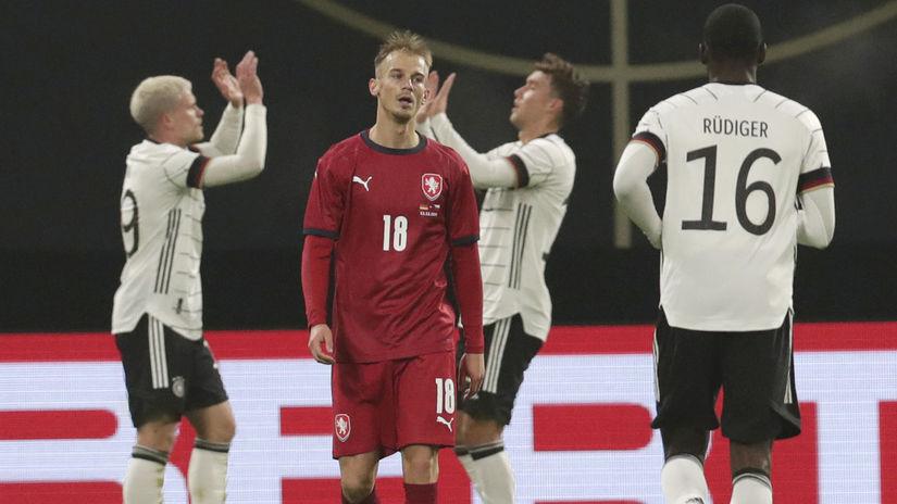 českí futbalisti, nemeckí futbalisti