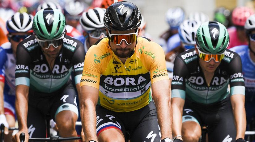 Švajčiarsko cyklistika SR Tour de Suisse 4. etapa