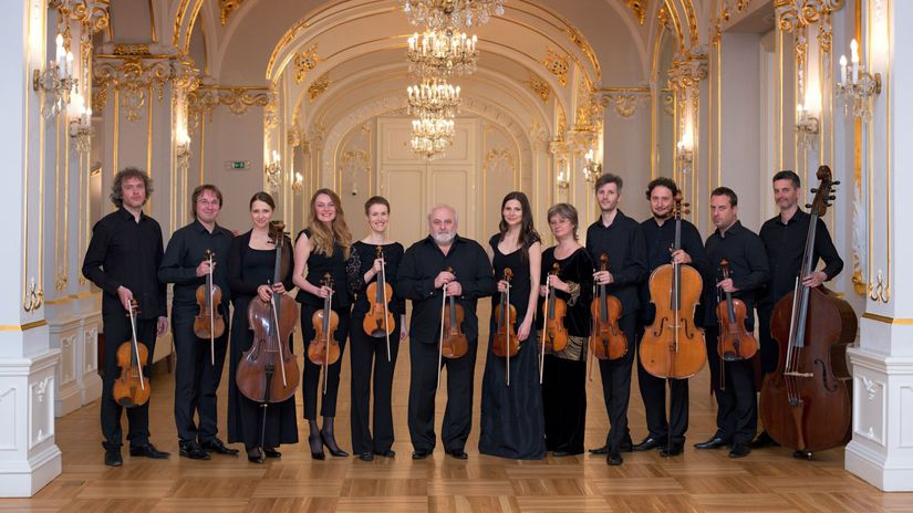 Slovenska filharmonia Slovensky komorny orchester