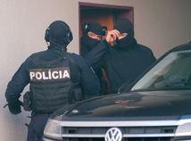 Očistec, špecializovaný súd, Pezinok, polícia, Gašpar,