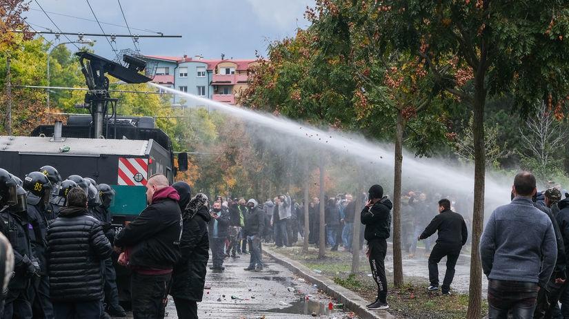 protest, Úrad vlády