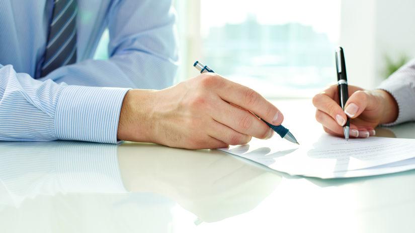 žiadosť, zmluva, papier, písanie