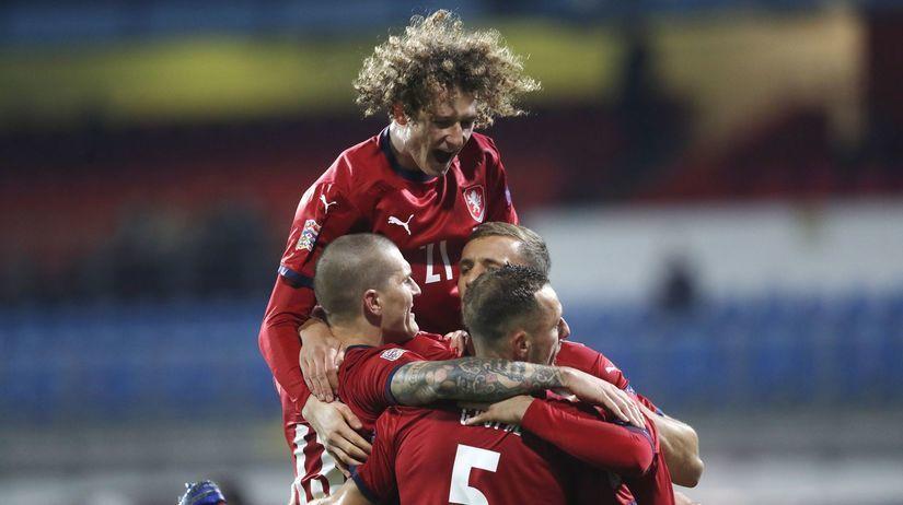 Futbal, Česko