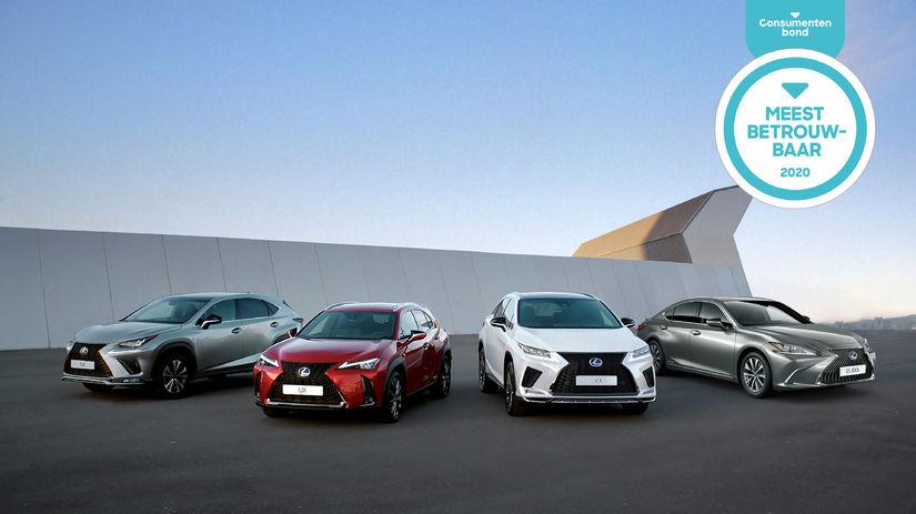 Consumentenbond Lexus Meest Betrouwbare Merk...