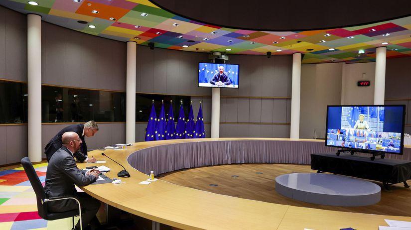 Belgicko Brusel EÚ summit rozpočet dohoda kríza