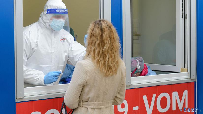 Nitra koronavírus testovanie