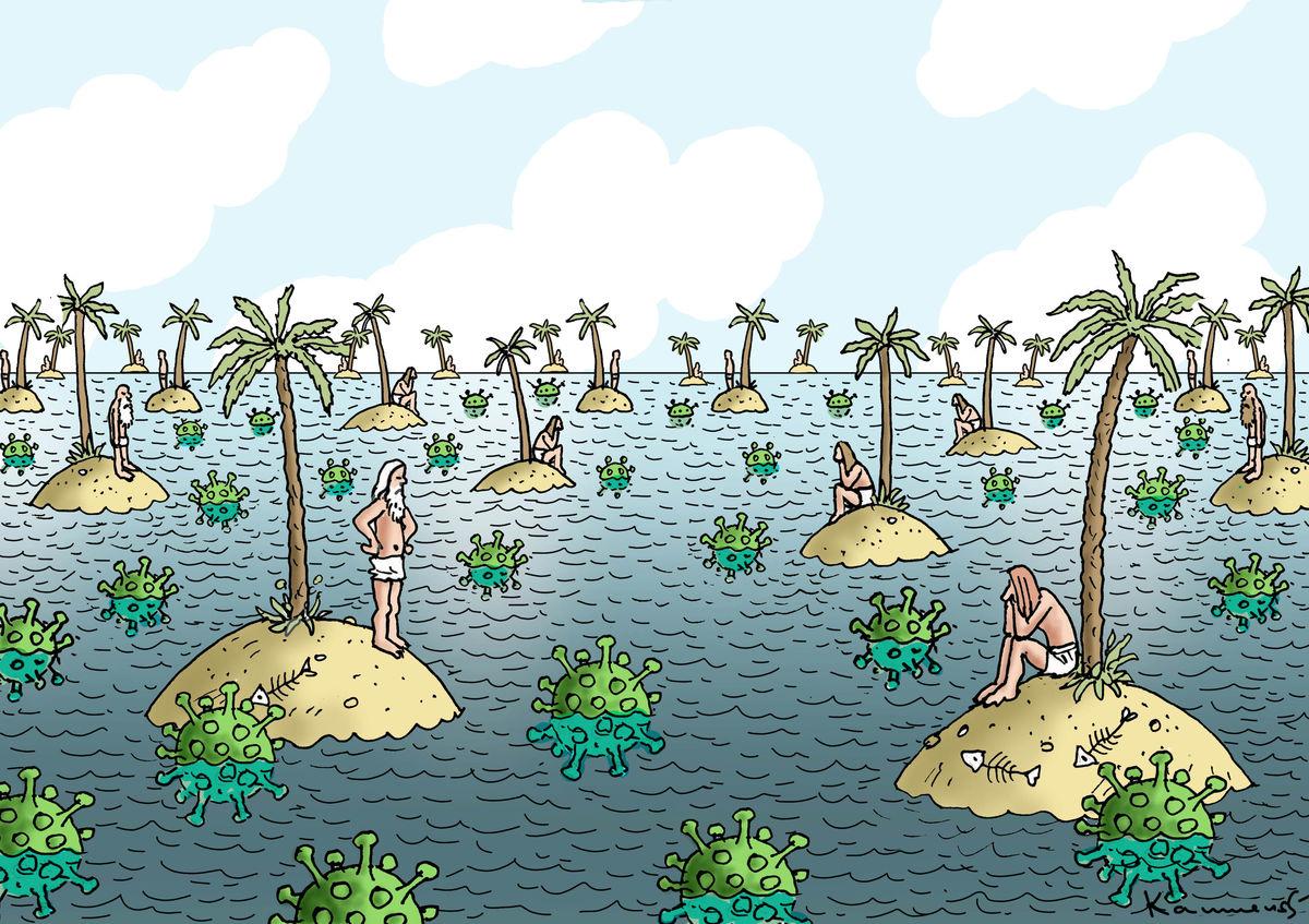 Karikatúra 21.11.2020