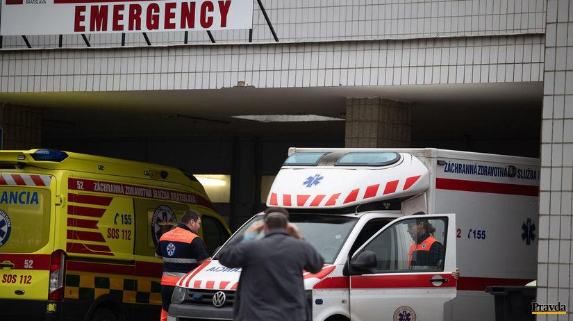 nemocnica, Ružinov, Bratislava