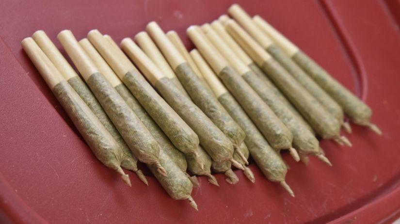 marihuana drogy joint