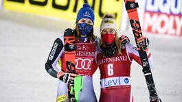 Petra Vlhová, Katharina Liensbergerová