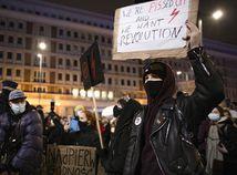 poľsko Protest interrupcie potraty