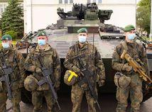 Virus Outbreak Germany Bundeswehr