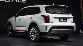Kia Sportage Ace - Čína 2021