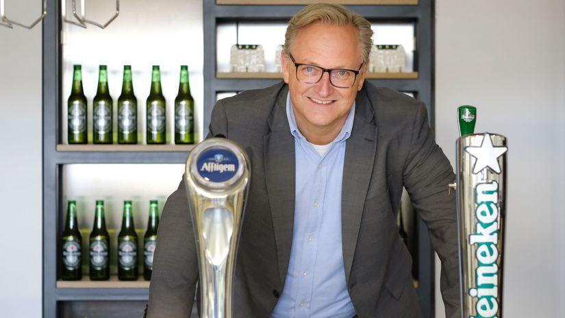 René Krujit, Heineken