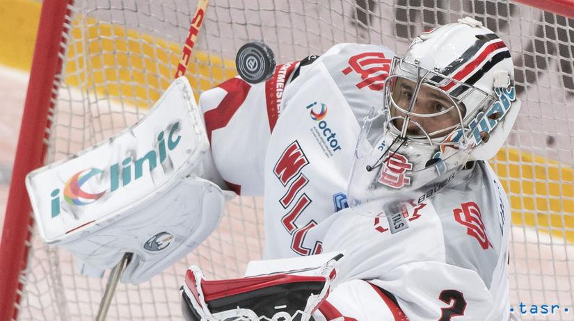 SR Bratislava Hokej Muži Ice Hockey League 2. kolo