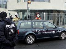 nemecko berlín merkelová auto incident globalizácia