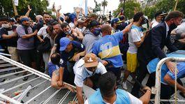 Fanúšikovia, Diego Maradona