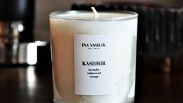 Kashmir od Iny Vasilik