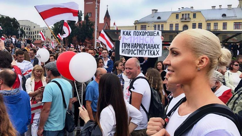 Levčanková Bielorusko