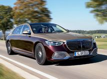 Mercedes-Maybach S - 2021