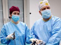 operácia, laparoskopia, Revive, chirurg, chirurgička