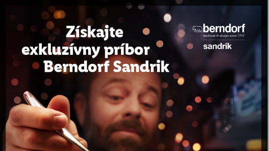Berndorf Sandrik, pr clanok, nepouzivat