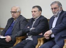 Irán vedec jadrový  Mohsen Fachrizáde-Mahábádí