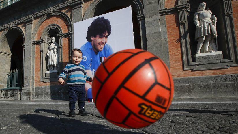 Italy Maradona Obit Reax