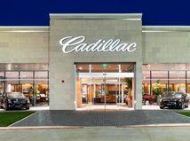 Cadillac - predajňa USA