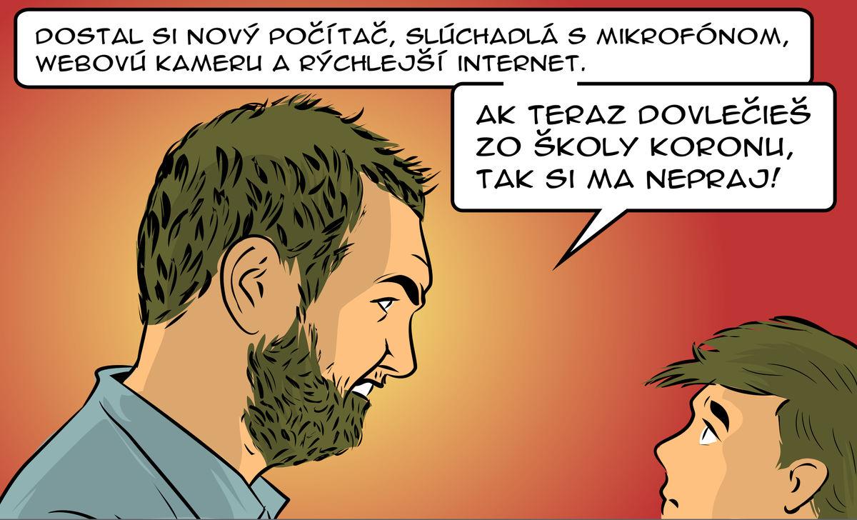 Karikatúra 01.12.2020