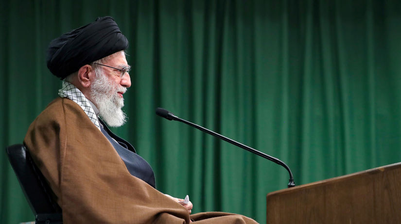 Irán / Ajatoláh Ali Chamenejí /