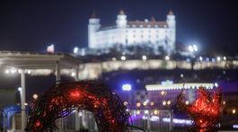Otvorenie Bratislavských Vianoc